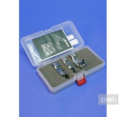 3 Patky pro overlock Juki MO1000 - 40149060