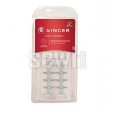 Cievky pre šijacie stroje Singer (typ 15) 250061003 - 10ks