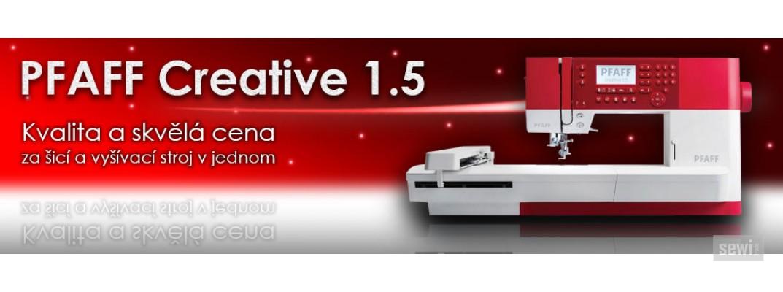 Pfaff Creative 1.5