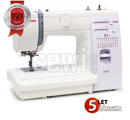 Janome 419 S