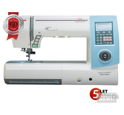 Janome MEMORY CRAFT 8900 QCP SE