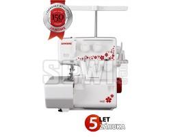 Janome 990D + 4 patky v ceně 75 EUR ZDARMA!!!