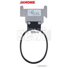 Vyšívací ramček HOOP J5 JANOME