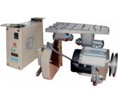 Servomotory pre šijacie stroje