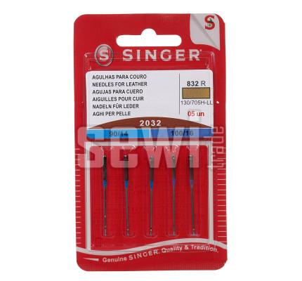 Ihly Singer 2032 / 3x90 (14) - 2x100 (16) - na kožu 5ks