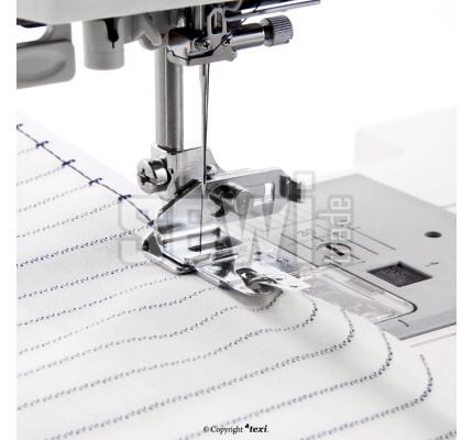 Lemovač pro šicí stroj, lemovka 2.5mm