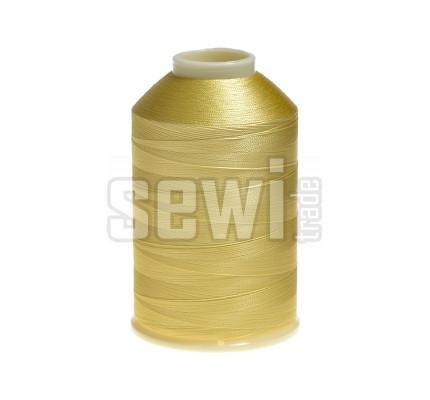 Vyšívací nitě žlutá ROYAL C015 návin 5000 m viskóza