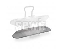 Náhradný poťah strieborný na žehliaci lis Singer ESP36T