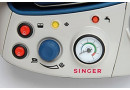Systémová parní žehlička Singer SHG 6201