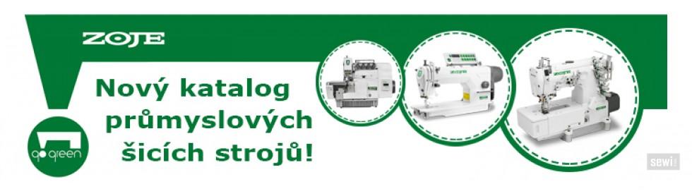 Nový katalog strojů ZOJE